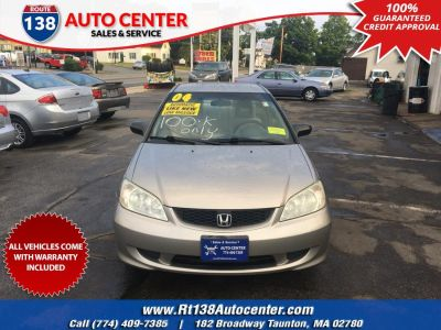 2004 Honda Civic LX (TAN)
