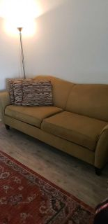 Lazy boy couches (2) full size and love seat