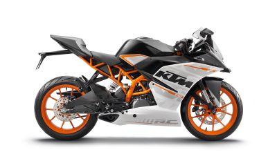 2015 KTM RC 390 Street Motorcycle Asheville, NC