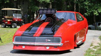 Turnkey 1969 Pro Mod Camaro For Sale