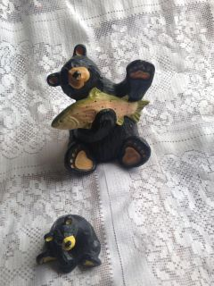 Bearfoots collectible figurines