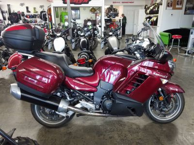 2009 Kawasaki Concours 14 ABS Supersport Touring Motorcycles Fort Pierce, FL