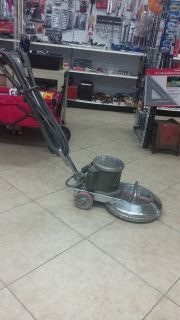 Floor Burnisher...Polishes up a storm!!