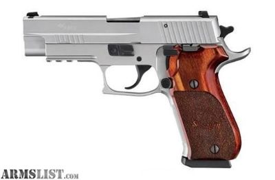 For Sale: Sig sauer p220 stainless elite