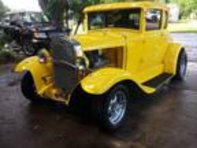 1930 Ford Model A 5 window
