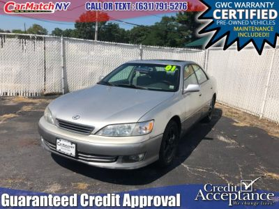 2001 Lexus ES 300 Base (Gray)