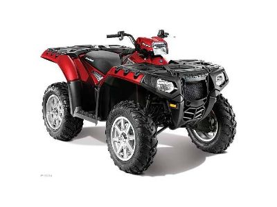 2012 Polaris Sportsman XP 850 H.O. EPS Utility ATVs Kansas City, KS