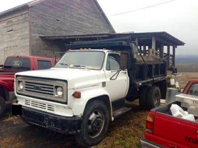 1975 Chevrolet C60 Dump Truck