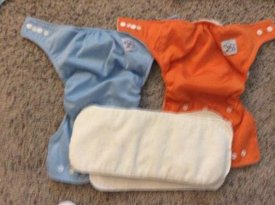 Baby City Cloth Diapers and Inserts