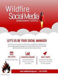 Wildfire Social Media