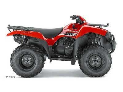 2008 Kawasaki Brute Force 650 4x4 Utility ATVs Johnson City, TN