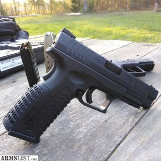 For Sale: Springfield XDM 4.5