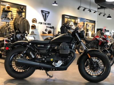 2017 Moto Guzzi V9 Bobber Cruiser Motorcycles Cleveland, OH