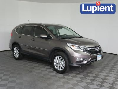 2016 Honda CR-V EX-L (Kona Coffee Metallic)