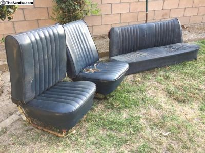 Set Of Lowback VW Seats