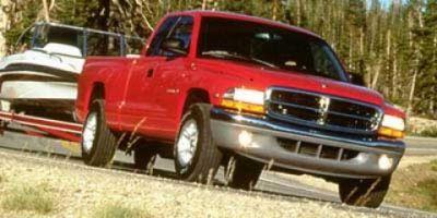 1998 Dodge Dakota SLT (Black Clearcoat)