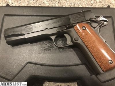 For Sale/Trade: Rock Island 1911 a1