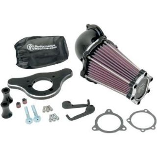 Purchase Performance Machine Air Cleaner Intake Contrast Cut Harley Davidson motorcycle in Downingtown, Pennsylvania, US, for US $479.95