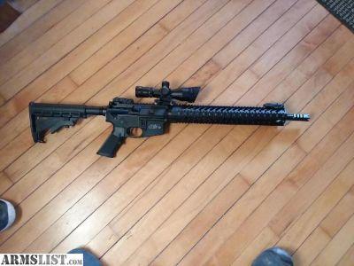 For Trade: AR-15