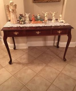 Wood Sofa Table