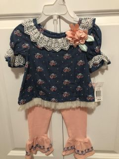 BNWT 12 Month Outfit