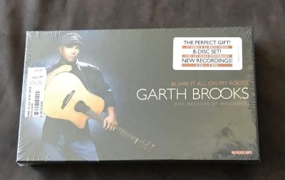 Garth Brooks Blame It All On My Roots CDs