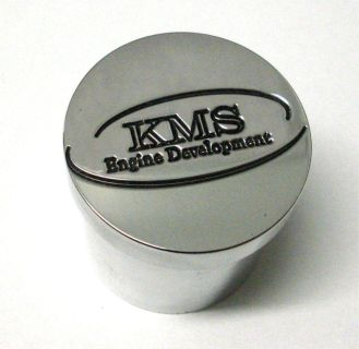 Find KMS Honda Billet Solenoid Cover B-Series VTEC B16 B17 B18 Silver motorcycle in Covington, Georgia, US, for US $29.99