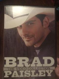 Brad paisley video collection dvd