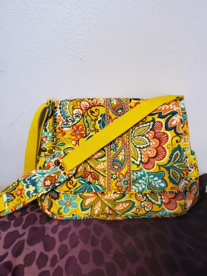 Brand New Vera Bradley Diaper Bag