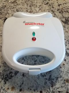 Toastmaster Snackster Sandwich Maker