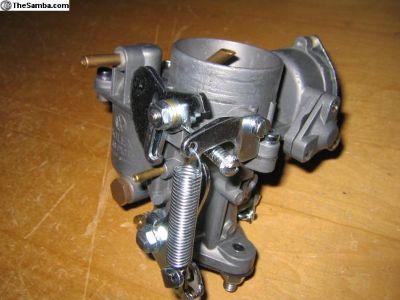 Solex 30 PICT-1 Carburetor