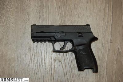 For Sale: Used Sig Sauer P250 9mm(ICN7545)