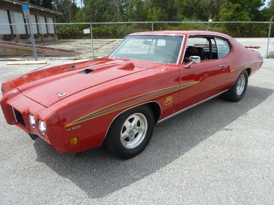 1970 Pontiac True 242 Solid Southetn Car 460 CID Built to Run!!!