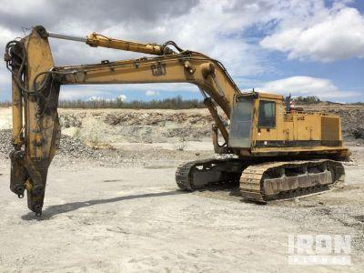 Cat 245B Track Excavator