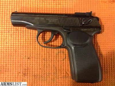 For Sale: Russian Makarov