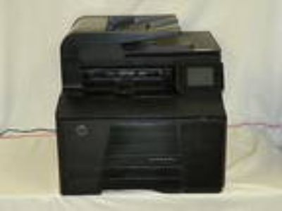 HP LaserJet Pro 200 color MFP M276nw Printer Inv# JK032402