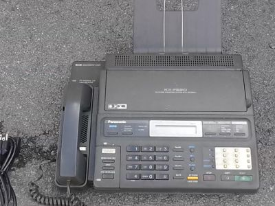 KX-F230 Panasonic Telephone.Answering System