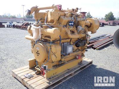 Cat G379NA Diesel Engine