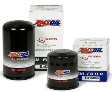 Amsoil New 15,000mi Ea Oil Filters & XL 10,000 mi Synthetic XL Oil