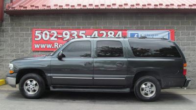 2003 Chevrolet Suburban 1500 (Black)