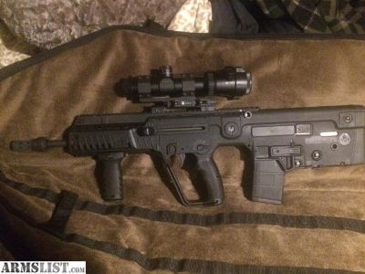 For Trade: X95 TAVOR WITH EXTRAS!