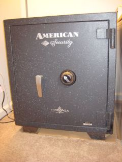 American Security UL2018 Home Safe – 2 Hour Fire Safe