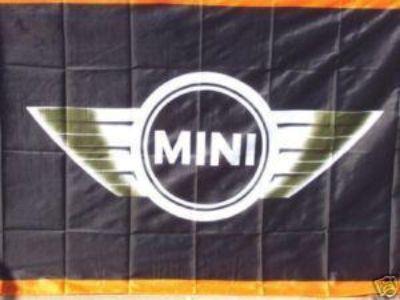 Find MINI COOPER FLAG 3' X 5' EMBLEM BANNER JX* motorcycle in Castle Rock, Washington, US, for US $18.95