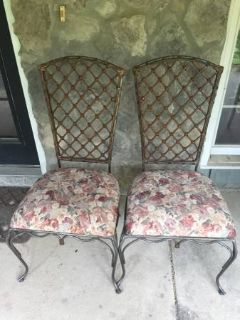 Two Gorgeous Chairs