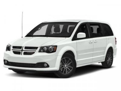 2019 Dodge Grand Caravan SXT (Billet Clearcoat)