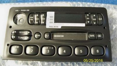 Sell Ford F-Series Truck Radio Face Plate Trim Bezel 1996 1997 1998 1999 2000 motorcycle in Portland, Oregon, United States, for US $25.00
