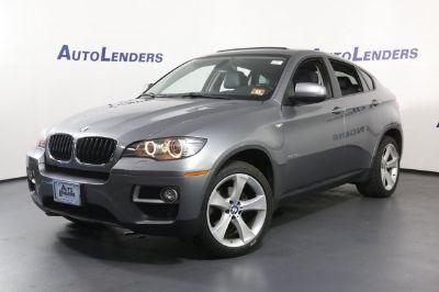 2013 BMW X6 xDrive35i (gray)