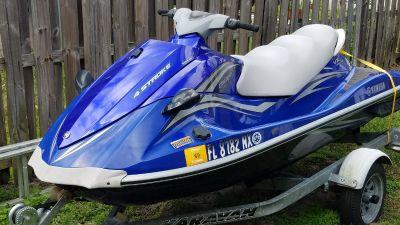 2008 Yamaha VX110 DELUXE