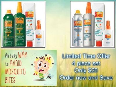 Bug Guard by Avon Mosquito Repellent