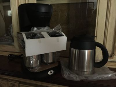Kitchen Essentials Coffee Maker New